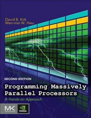 Programming Massively Parallel Processors 2nd Edition 9780124159921 0124159923
