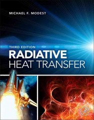 Radiative Heat Transfer 3rd Edition 9780123869449 0123869447