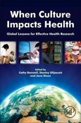 When Culture Impacts Health 1st Edition 9780124159433 0124159435