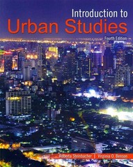 Introduction to Urban Studies 4th Edition 9781465203076 1465203079