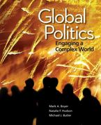 Global Politics 1st Edition 9780078024818 0078024811