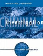 Criminal Investigation 7th Edition 9780133008517 0133008517