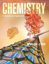 Chemistry 3rd edition 9780321804716 0321804716