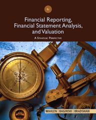 Financial Reporting, Financial Statement Analysis and Valuation 8th Edition 9781285190907 1285190904