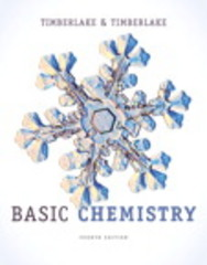 Basic Chemistry 4th edition 9780321918284 0321918282