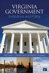 Virginia Government 1st Edition 9781452205892 1452205892