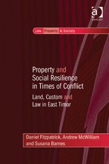Property and Sovereignty 1st Edition 9781317074687 1317074688