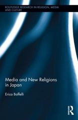 Media and New Religions in Japan 1st Edition 9780415659123 0415659124