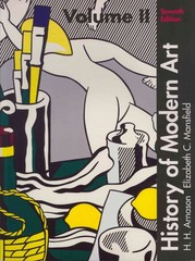 History of Modern Art Volume II 7th Edition 9780205259496 0205259499