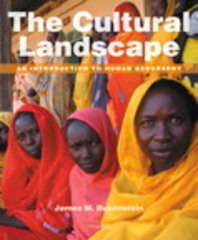 The Cultural Landscape 11th Edition 9780321831583 0321831586