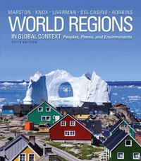 World Regions in Global Context 5th edition 9780321821058 032182105X