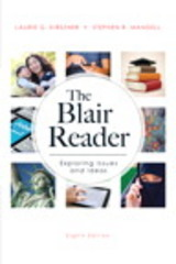 The Blair Reader 8th Edition 9780205901845 0205901840
