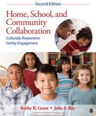 Home, School, and Community Collaboration 1st Edition 9781483347530 1483347532