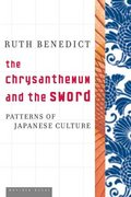 The Chrysanthemum and the Sword 1st edition 9780618619597 0618619593
