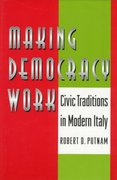 Making Democracy Work 1st Edition 9781400820740 140082074X