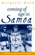 Coming of Age in Samoa 1st Edition 9780688050337 0688050336