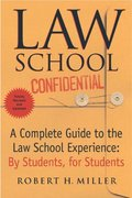 Law School Confidential, Revised 0 9780312318819 0312318812