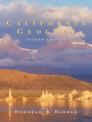 California Geology 2nd edition 9780131002180 013100218X
