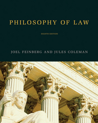 Philosophy of Law 8th edition 9780495095057 0495095052