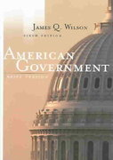 American Government 6th edition 9780618221455 061822145X