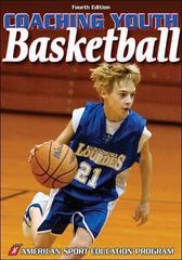 Coaching Youth Basketball 4th edition 9780736064507 0736064508