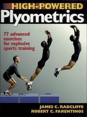 High-Powered Plyometrics 2nd edition 9780880117845 0880117842