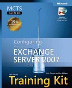 MCTS Self-Paced Training Kit (Exam 70-236) 1st edition 9780735624108 0735624100