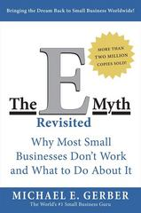 The E-Myth Revisited 1st Edition 9780061741654 0061741655