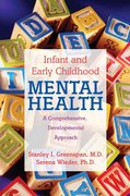 Infant and Early Childhood Mental Health 1st edition 9781585621644 1585621641