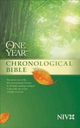 The One Year Chronological Bible 0 9780842350907 084235090X