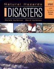 Natural Hazards and Disasters, 2005 Hurricane Edition 1st edition 9780495112105 0495112100