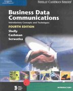 Business Data Communications: Introductory Concepts and Techniques, Fourth Edition 4th edition 9780789568069 0789568063