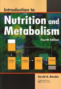 Introduction to Nutrition and Metabolism, Fifth Edition 5th Edition 9781466572256 1466572256