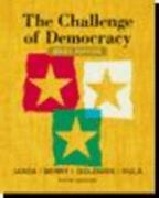 The Challenge of Democracy 5th Edition 9780618312078 0618312072