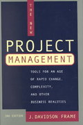 The New Project Management 2nd edition 9780787958923 0787958921