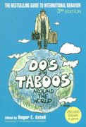 Do's and Taboos Around The World 3rd Edition 9780471595281 0471595284