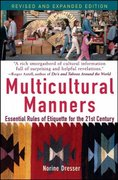 Multicultural Manners 1st Edition 9780471684282 0471684287