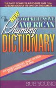 The New Comprehensive American Rhyming Dictionary 0 9780380713929 0380713926