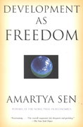 Development as Freedom 1st Edition 9780385720274 0385720270