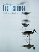 Tax Research 3rd edition 9780131496897 0131496891