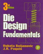 Die Design Fundamentals 3rd edition 9780831131197 0831131195