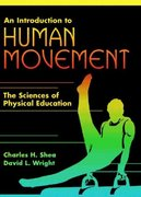 An Introduction to Human Movement 1st Edition 9780137951130 0137951132