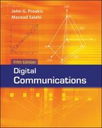 Digital Communications 5th Edition 9780072957167 0072957166