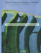 World Regional Geography 8th edition 9780131015326 013101532X