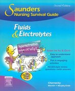 Saunders Nursing Survival Guide: Fluids and Electrolytes 2nd edition 9781416028796 141602879X