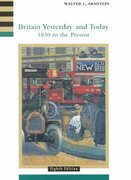 Britain Yesterday and Today 8th edition 9780618001040 0618001042