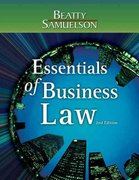 Essentials of Business Law (with InfoTrac ) 2nd Edition 9780324206364 0324206364