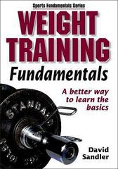 Weight Training Fundamentals 1st edition 9780736044882 0736044884