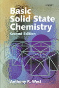 Basic Solid State Chemistry 2nd edition 9780471987567 0471987565