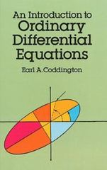 An Introduction to Ordinary Differential Equations 0 9780486659428 0486659429